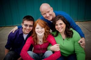 Family promo photo