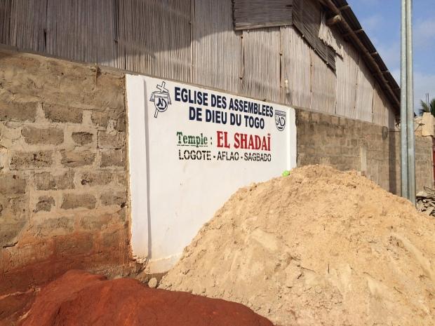 Temple El Shadai, Lome, Togo